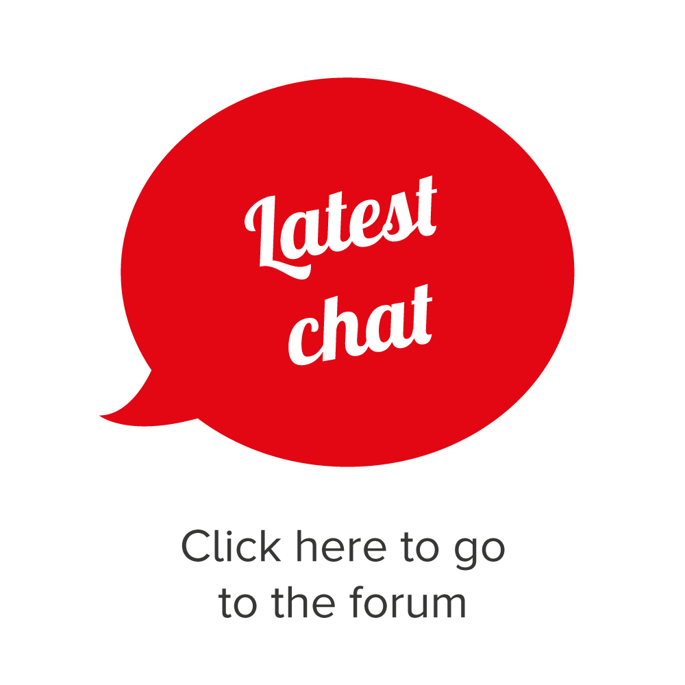 Latest Forum Chat