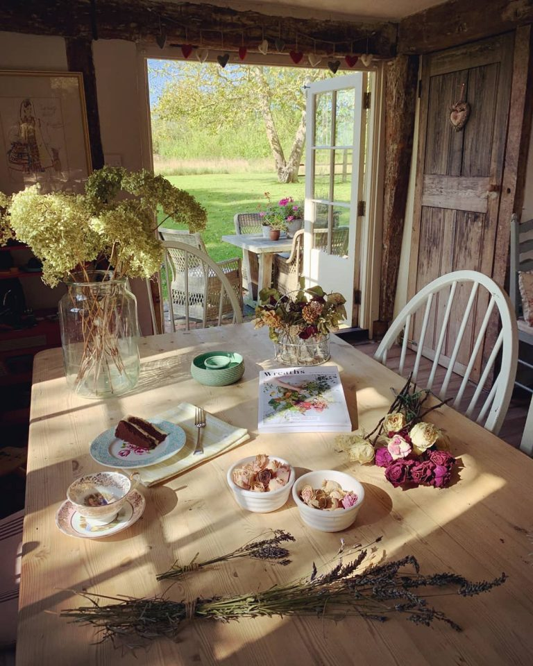 Ease into Autumn with My English Country Cottage